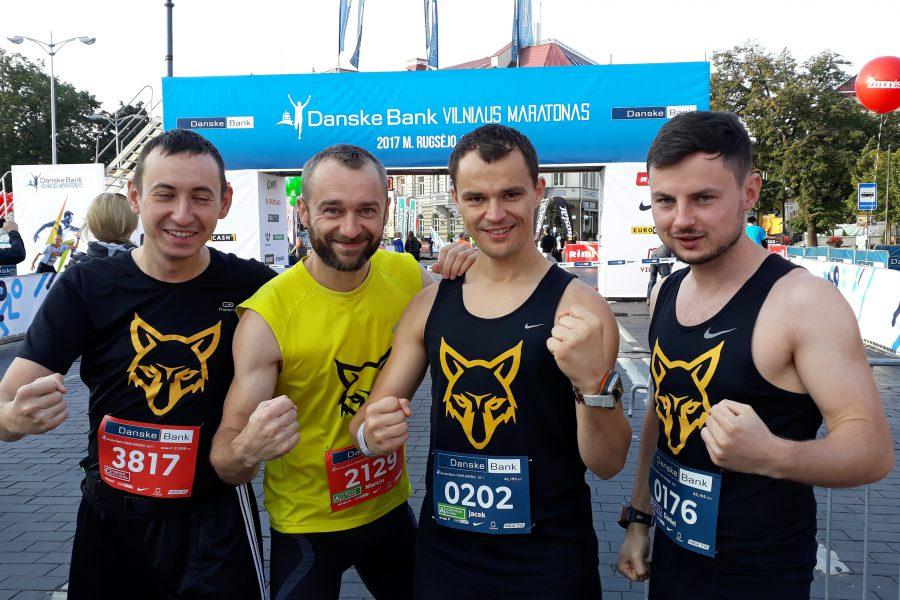 Danske Bank Vilnius Marathon 2017 – relacja