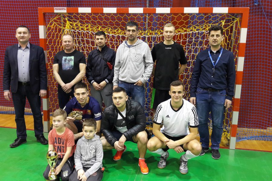 Winnica mistrzem gminy 2018