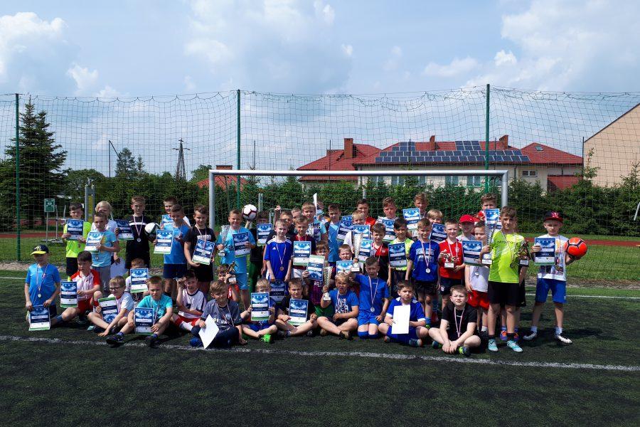 Turniej Piłki Nożnej – Winnicki Festiwal Gier Sportowych !!!