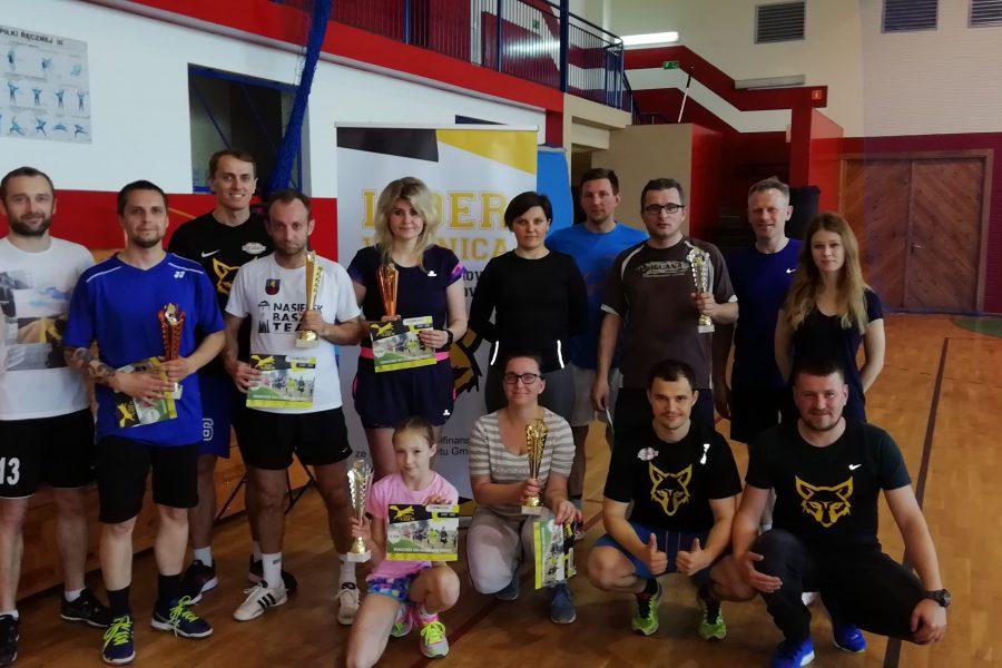 Turniej Badmintona – Winnicki Festiwal Gier Sportowych