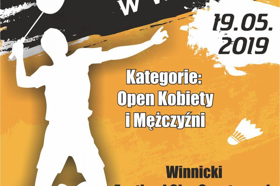 Turniej w Badmintona