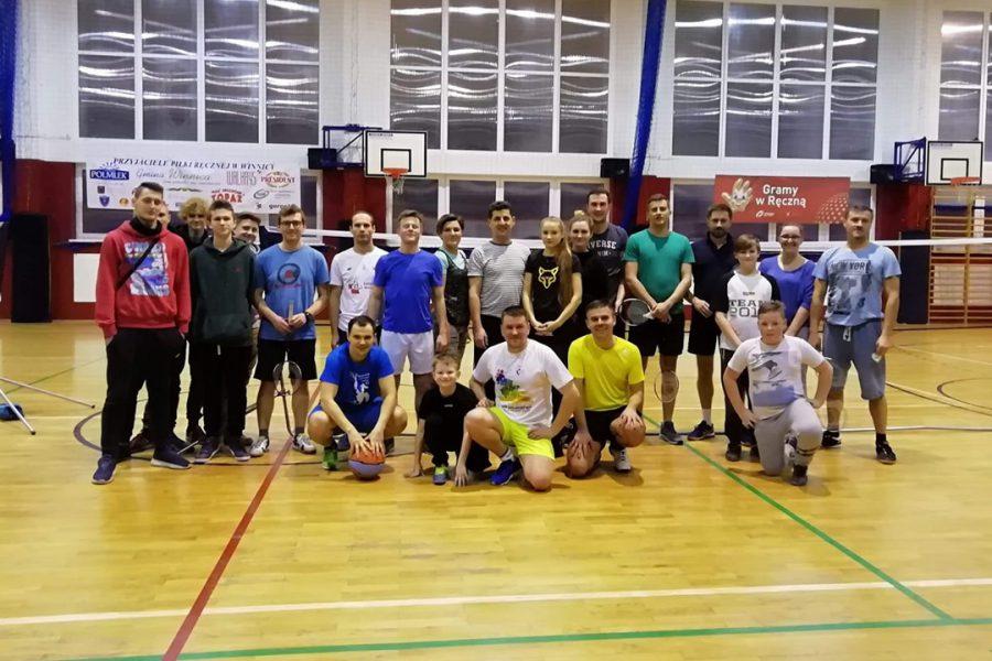 Badminton w Winnicy