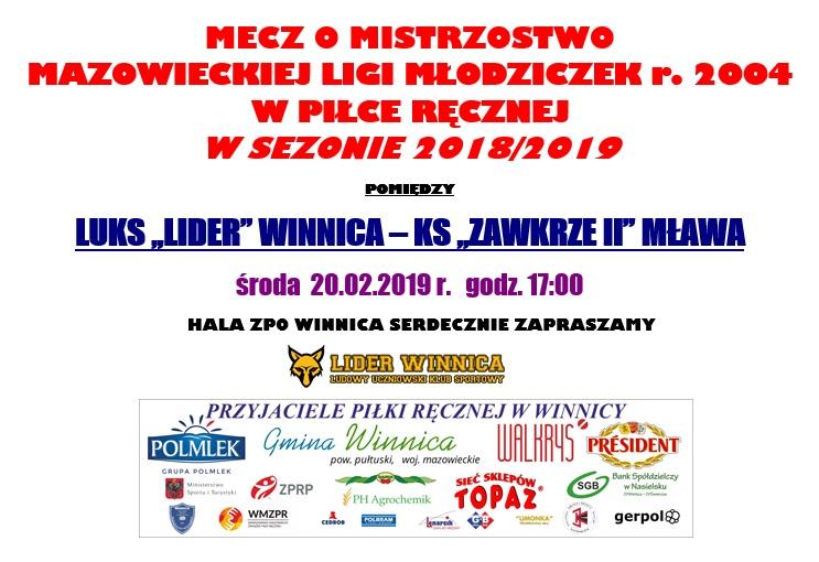 Mecz Lider Winnica – KS Zawkrze II Mława