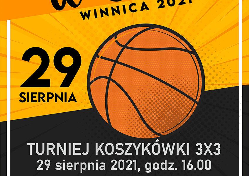 Zapraszamy na WaBasket Winnica 2021