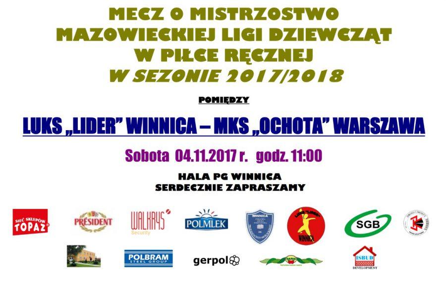Zaproszenie na mecz